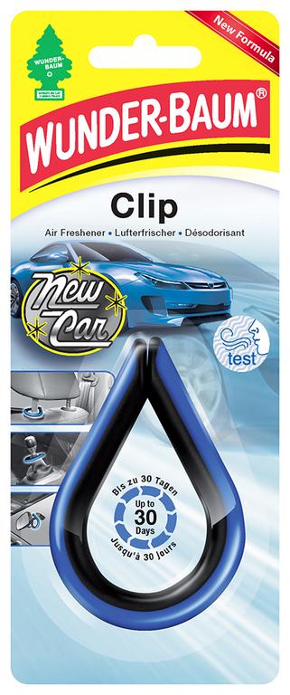 WUNDER-BAUM® Clip New Car