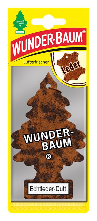 WUNDER-BAUM® Kůže