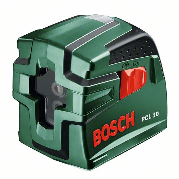 BOSCH Křížový laser PCL 10