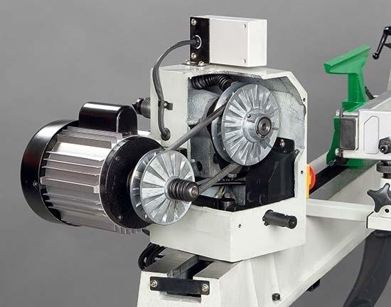 Holzstar® 5920900 soustruh na dřevo DB 900