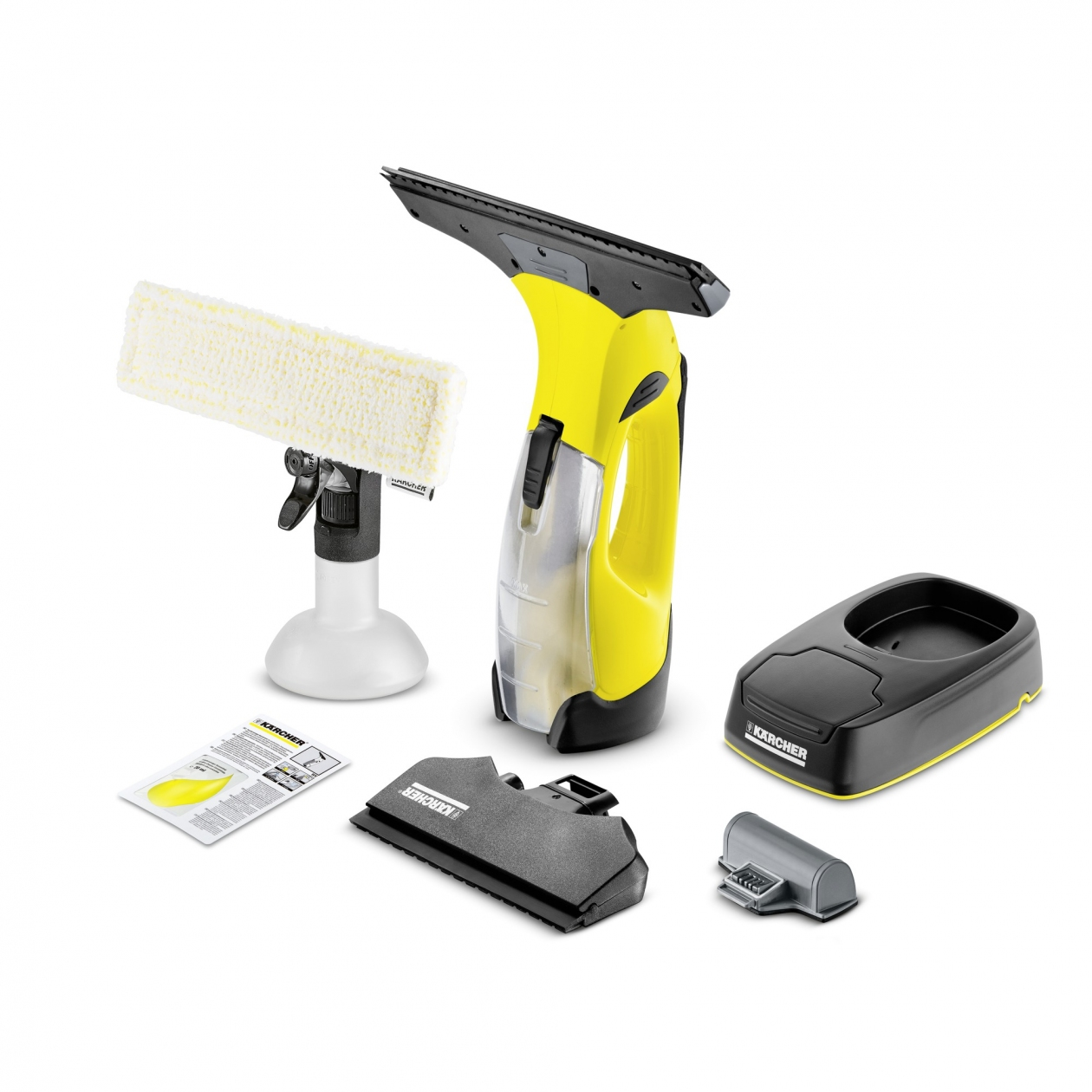 KARCHER Kärcher WV 5 Plus Non Stop Cleaning Kit 1.633-443.0 aku stěrka na okna