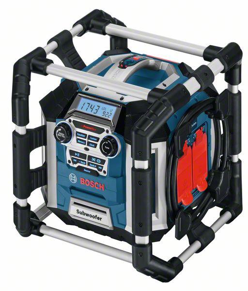 Bosch Rádio s nabíječkou GML 50