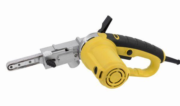 POWERPLUS POWX139 elektrická pásová bruska / pilník 400 W