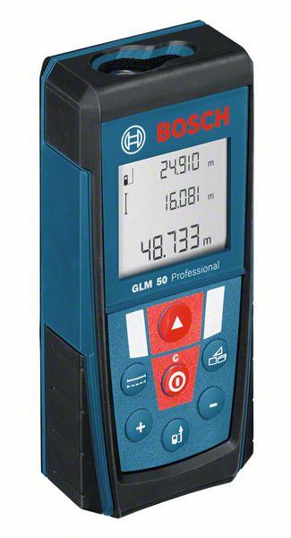 Bosch Laserový měřič vzdálenosti GLM 50