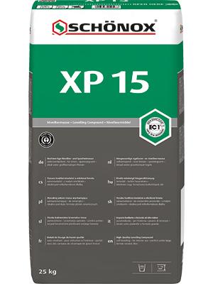 SCHÖNOX XP 15 Bg 25KG cementová samonivelační stěrka