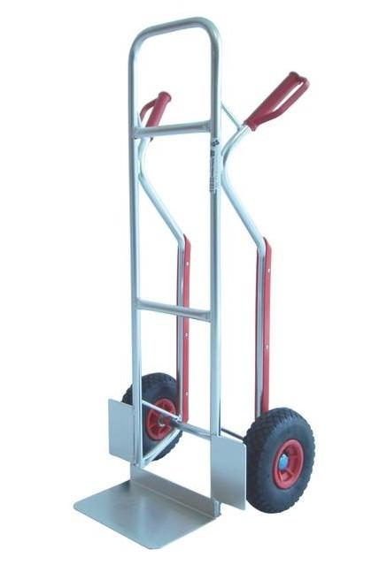 WorkersBest Rudl - stavební kolečko 150kg hliník