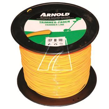 Arnold (MTD) struna do vyžínače 156 m (3,0 mm) - role