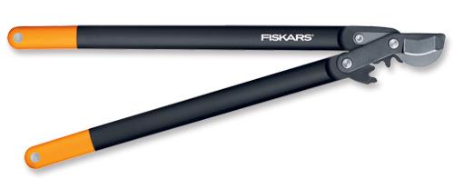 FISKARS 112590 Nůžky na silné větve převodové, háková hlava