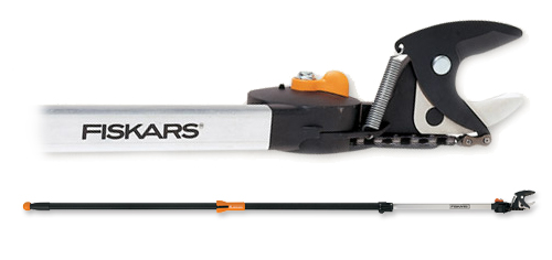 FISKARS 115560 Nůžky zahradní univerzální teleskopické