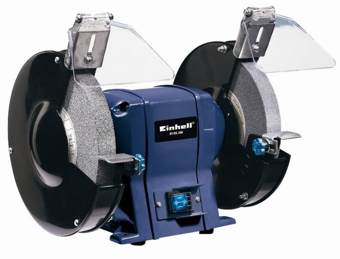 BT-BG 200 Blue dvoukotoučová bruska Einhell
