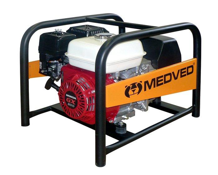 MEDVED ARCTOS 3500 H AVR 1-fázová elektrocentrála