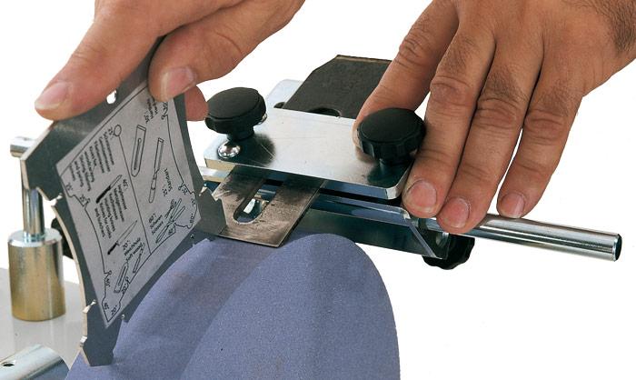 Holzkraft® BOW 5760002 Úhlová měrka pro brusný kotouč Ø 200 mm