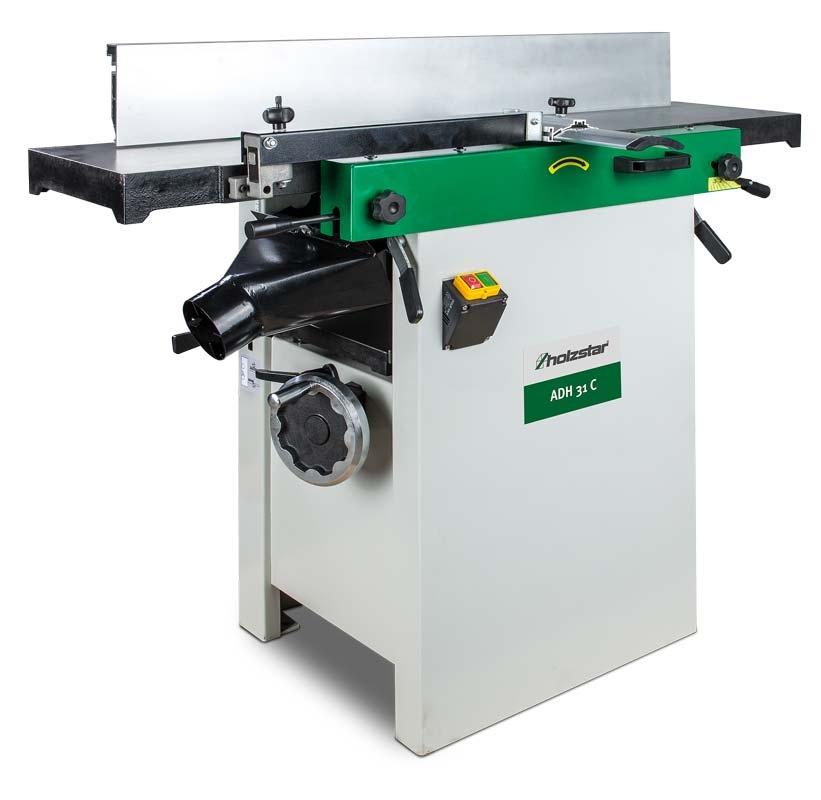 Holzstar® BOW 5904032 Hoblovka s protahem ADH 31 C (400 V)