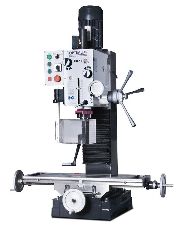 OPTIMUM 3338450 vrtačko-frézka OPTImill MB 4