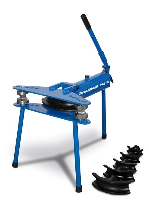 Metallkraft® BOW 3777010 Ruční hydraulická ohýbačka trubek HRB 10