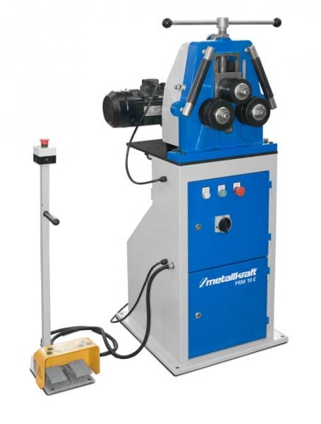 Metallkraft® BOW 3780011 Elektrická zakružovačka profilů PRM 10 E