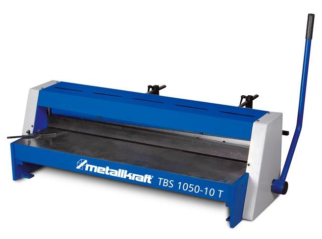Metallkraft® BOW 3776165 Ruční pákové nůžky na plech TBS 650-12 T