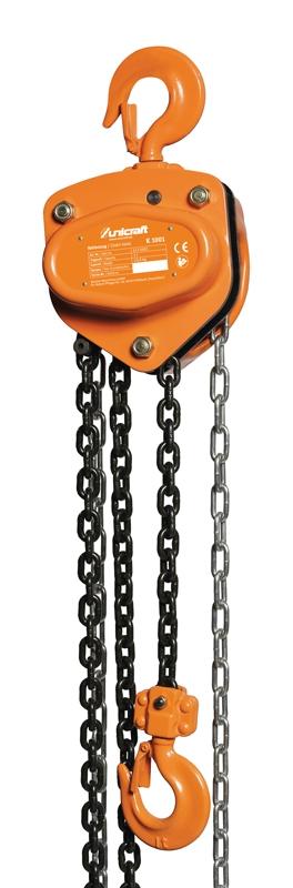 Unicraft® 6171001 řetězový kladkostroj K 1001