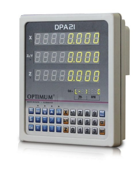 OPTIMUM 3384020 digitální měřič polohy DPA 21