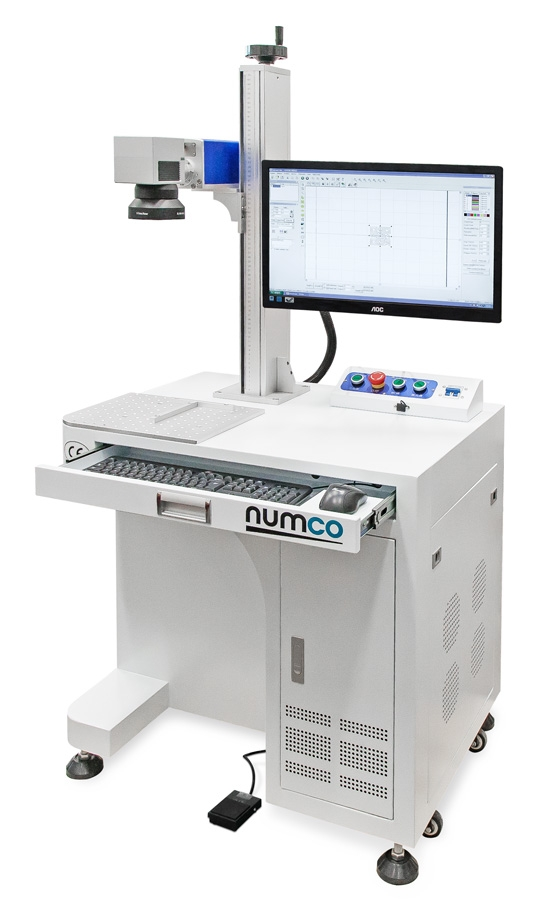 NUMCO LA200001 vláknový (fiber) laser NU 300 F