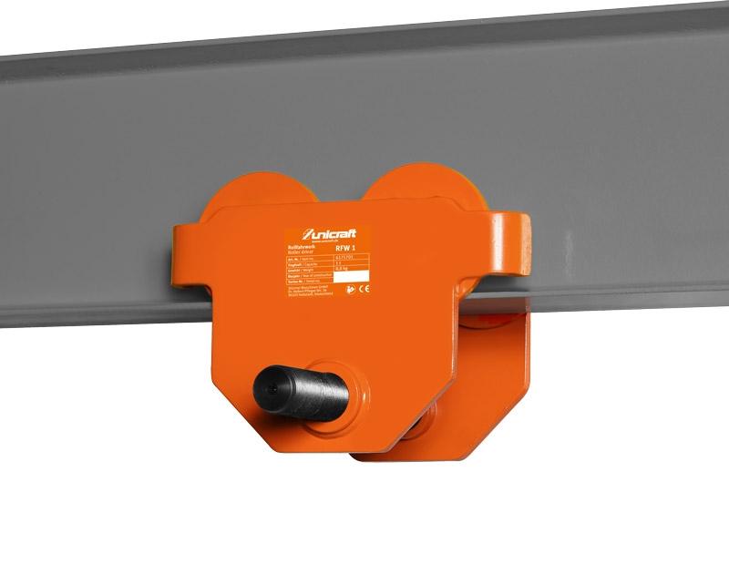 Unicraft® 6171701 pojízdný závěs bez ovládání RFW 1