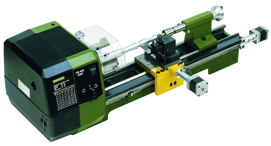 PROXXON 24500 soustruh PD 400/CNC