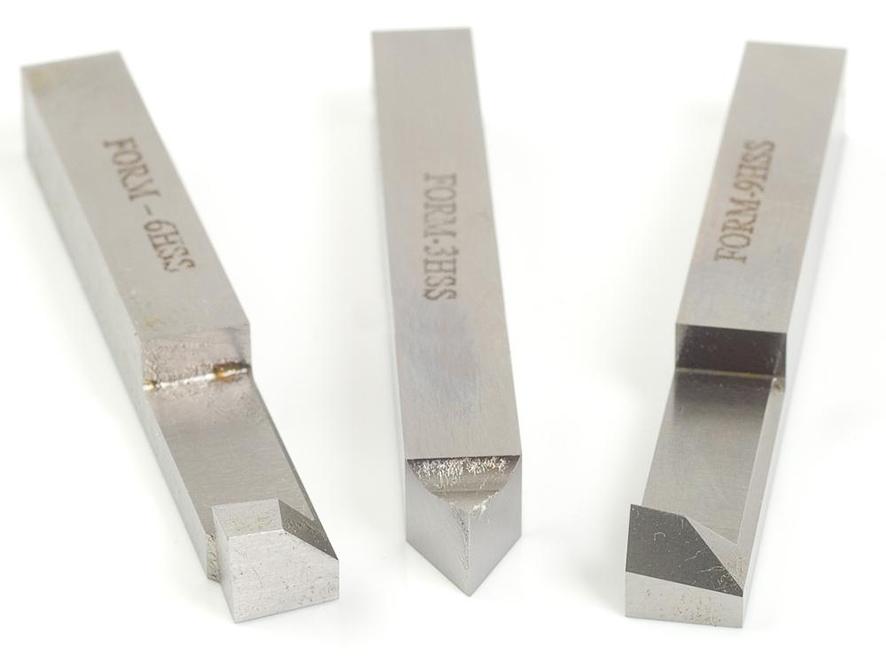 PROXXON 24540 soustružnické nože na řezání závitů (PD 250) - sada