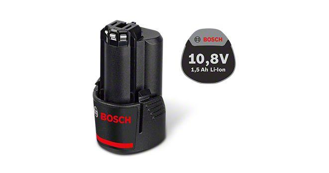 Bosch Akumulátorové nářadí GBA 10,8 V 1,5 Ah O-A