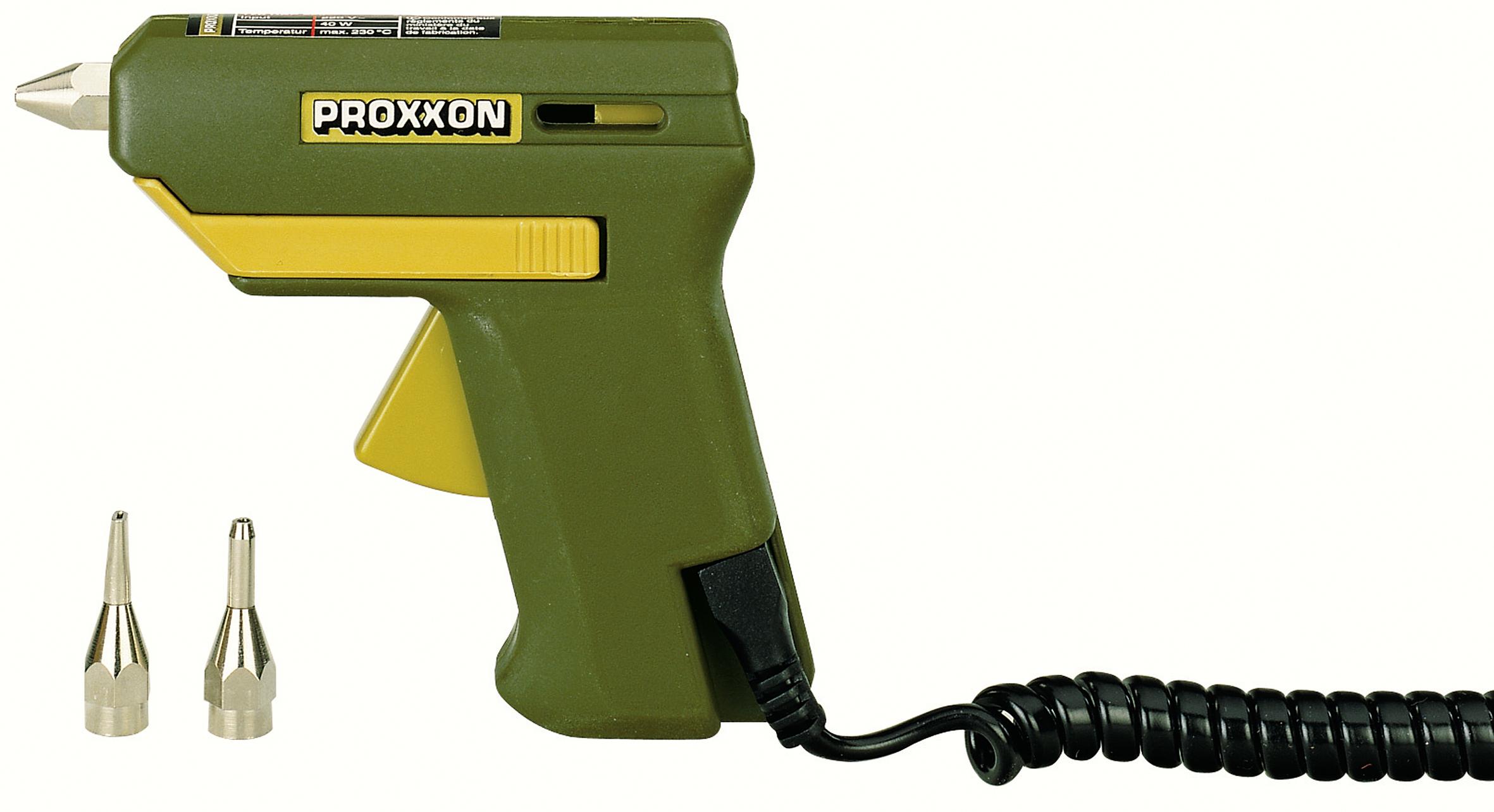 PROXXON 28192 tepelná lepicí pistole MICROMOT HKP 220