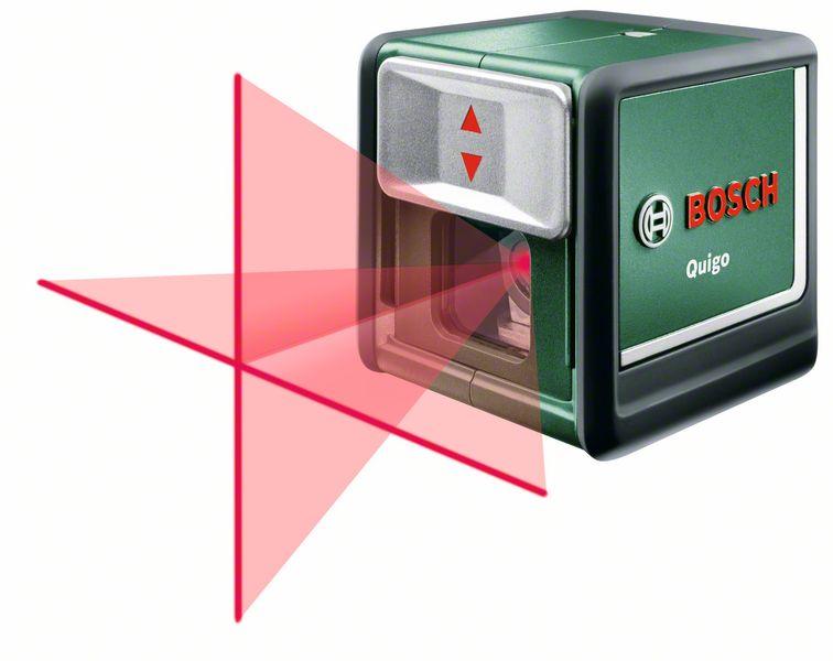 BOSCH Křížový laser Quigo