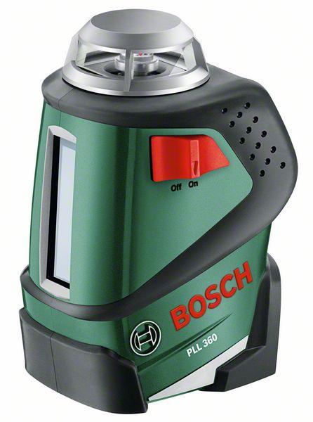 BOSCH Čárový laser PLL 360