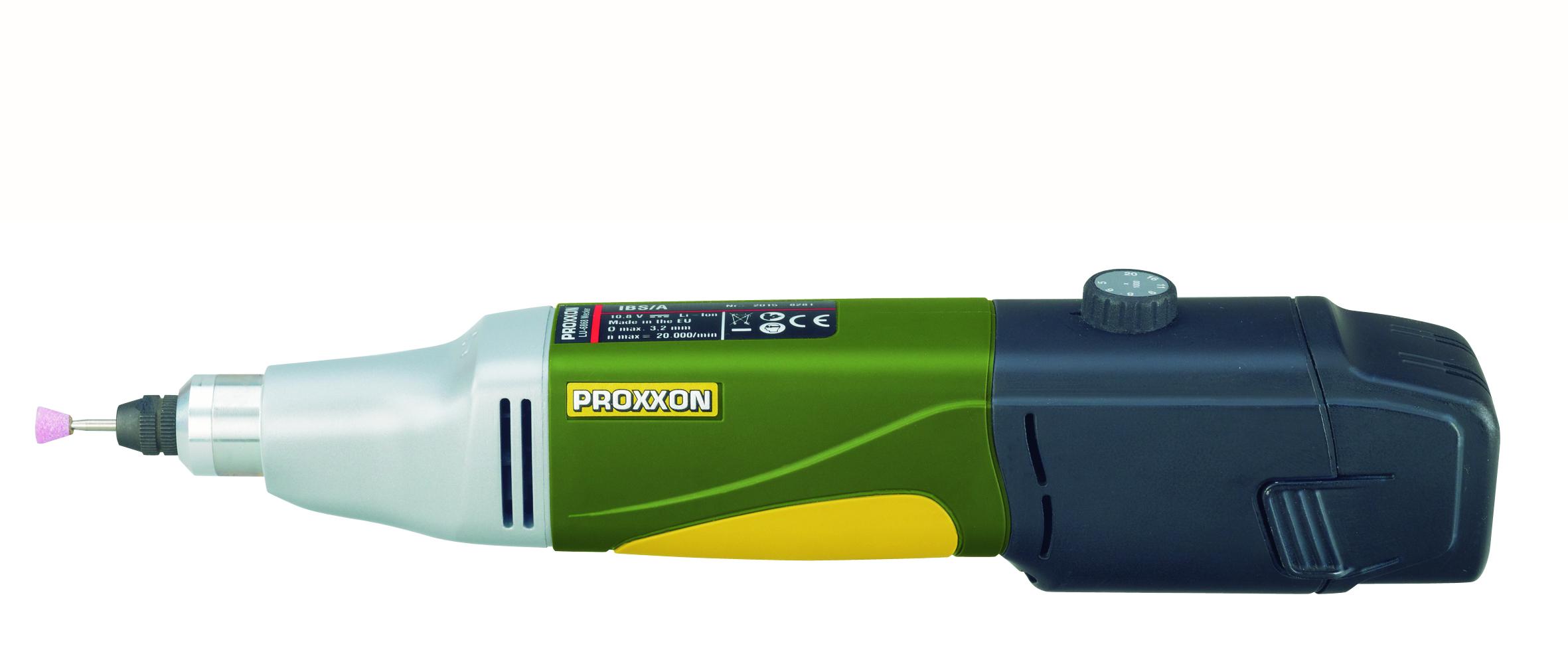 PROXXON 29802 AKU vrtačka IBS/A (no baterie)