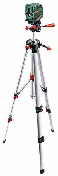 BOSCH Křížový laser s funkcí kolmého paprsku PCL 20 Set