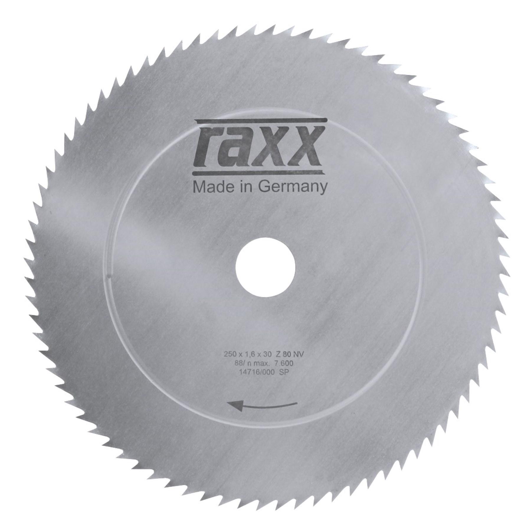 RAXX 1205037 kotouč k okružní pile 400x2,0x30 [ 7300300800060410 ]