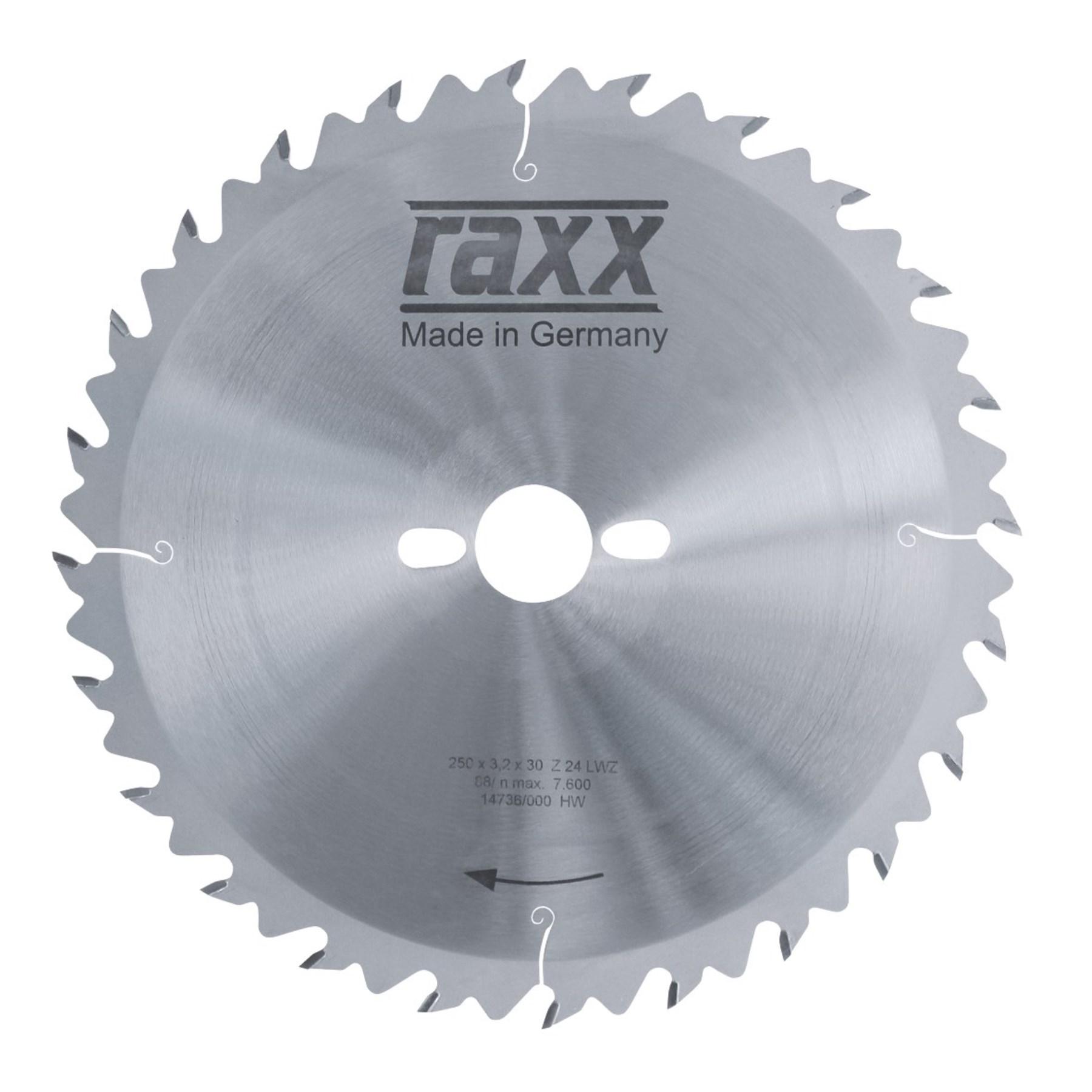 RAXX 1205064 kotouč k okružní pile HM 400x3,5x30 [ 42400300360060400 ]