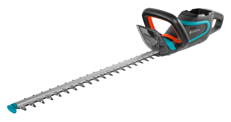 GARDENA akumulátorové nůžky na živý plot PowerCut Li-40/60, bez baterie 9860-55