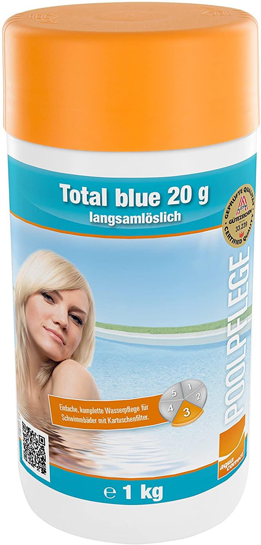 Steinbach tablety chlóru 20g Total Blue 1 kg