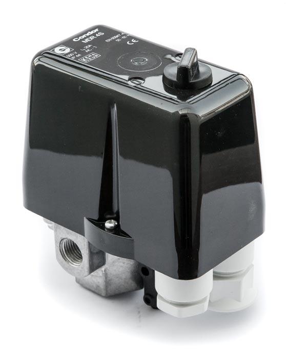 2506300 tlakový spínač CONDOR MDR 4S/16 / 16 bar