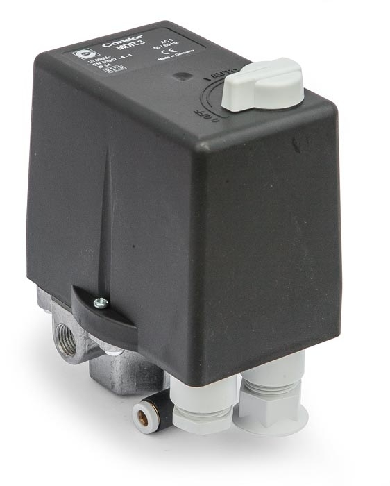 2506307 tlakový spínač CONDOR MDR 3/16, 16 bar