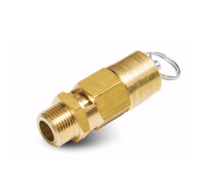 "Aircraft® 2507126 pojistný ventil 10 bar, 1/2"", CE 97/23"
