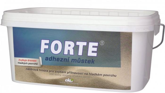 AUSTIS FORTE adhezní můstek 3 kg bílá