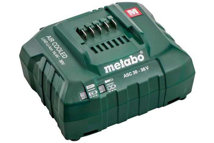 Metabo ASC 30-36 V nabíječka 627044000