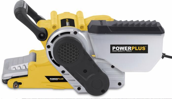 POWERPLUS POWX0460 pásová bruska 950 W