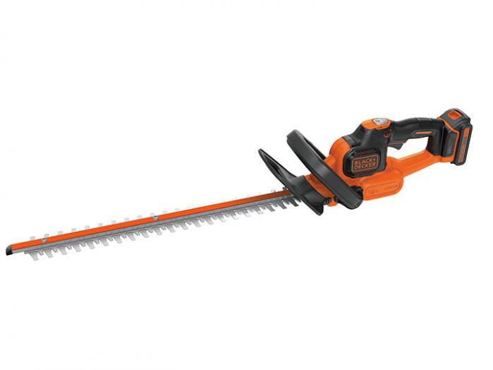 Black & Decker BLACK and DECKER GTC18502PC aku nůžky na živý plot