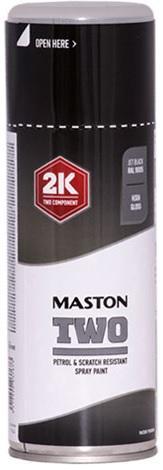 MASTON Spraypaint TWO 2K Dvousložkový barevný vysoce odolný základní nátěr ve spreji 400ml