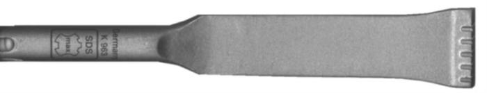 HITACHI Sekáč SDS-Plus ozubený vidiový 32x300 mm