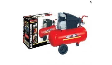 REVOLUTION AIR Nuair Mecafer F1 260/24 olejový kompresor