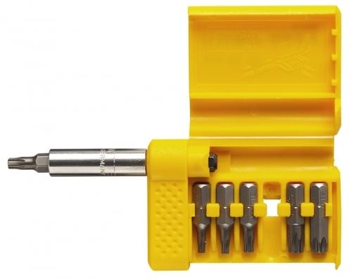 WITTE Sada bitů COMBIT-BOX se 6 bity a magnetickým držákem 27630