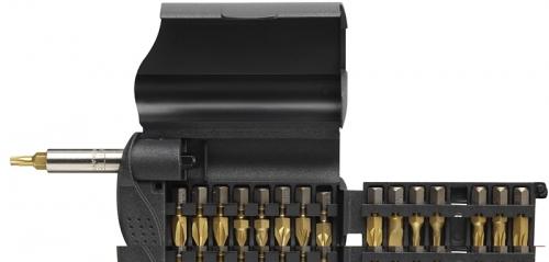 WITTE 27772 Sada bitů COMBIT-BOX se 16 bity a magnetickým držákem