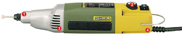 PROXXON Průmyslová vrtací bruska IB/E 28 481